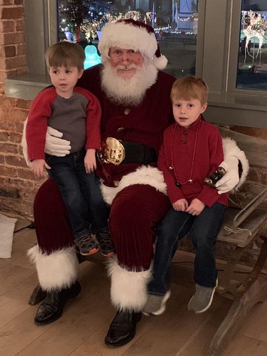 Atlanta Santa Claus