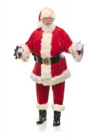 Atlanta Georgia Santa Claus