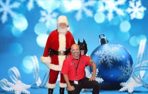 Santa Claus Atlanta Georgia