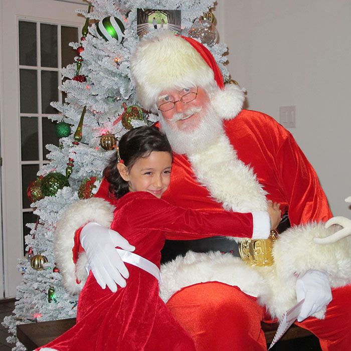 Santa Curt Georgia Santa