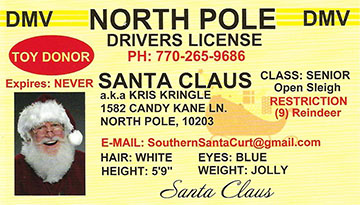 Santa Curt - Santa for Hire Atlanta Georgia