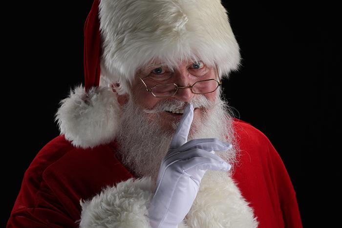 Southern Santa Curt - Atlanta Santa