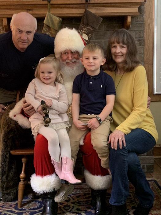 Georgia Santa Claus for hire