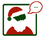 Santa Claus Video Chats